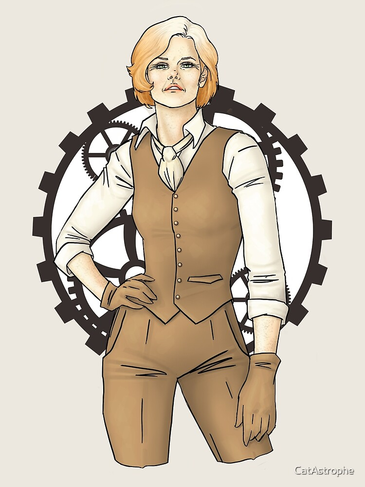 Lenora Sweet - Steampunk Archaeologist by CatAstrophe