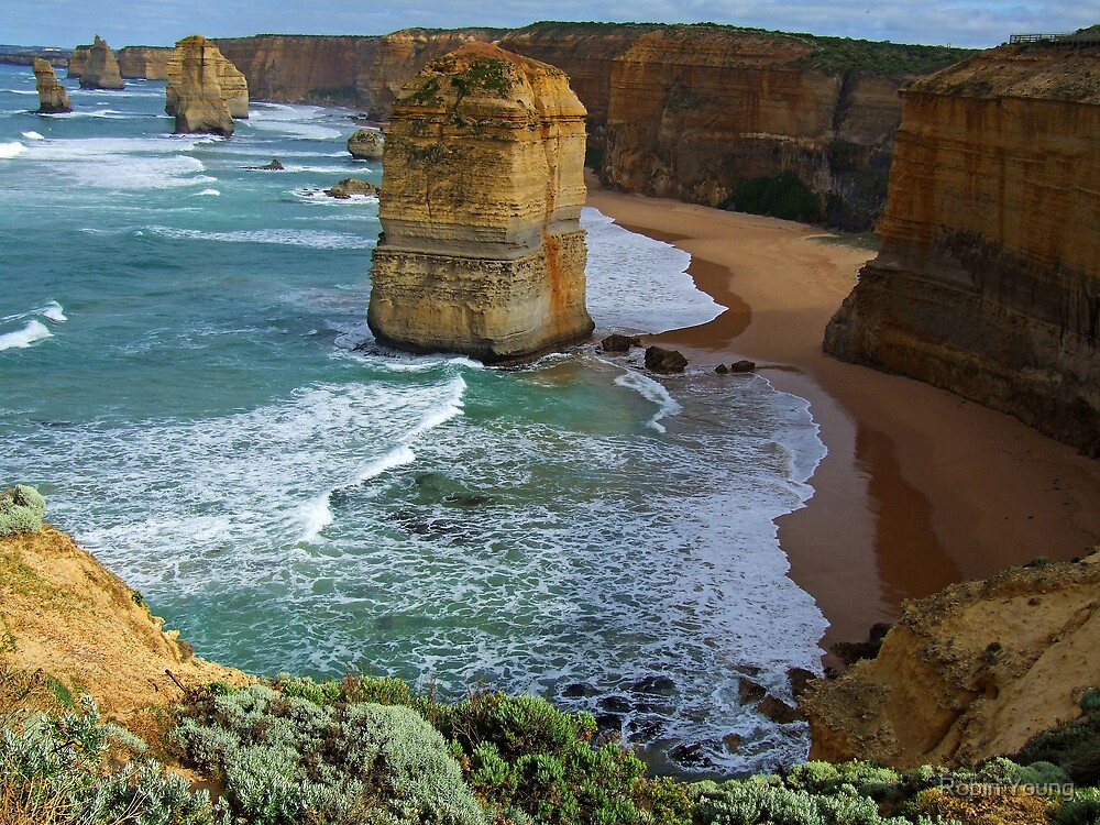 Twelve Apostles by Robin Young