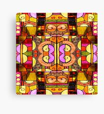 Pattern-65 Canvas Print
