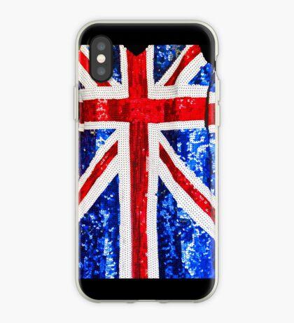 Union Jack Glitterati - iPhone Cover iPhone Case