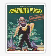 Forbidden Planet Sticker
