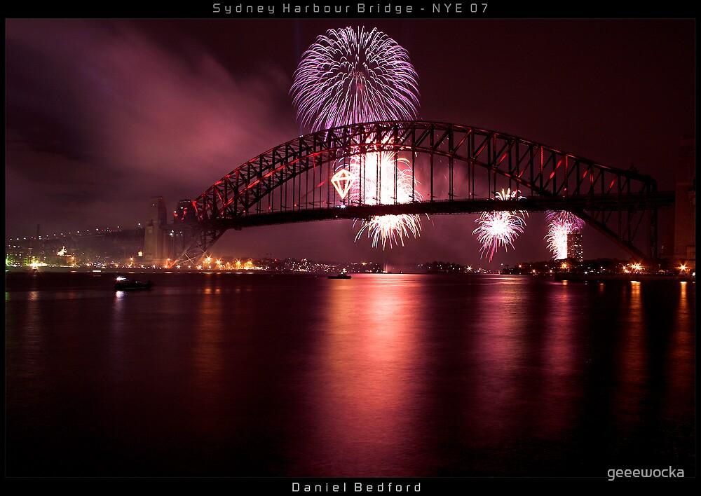 Sydney, AU NYE 07 by geeewocka