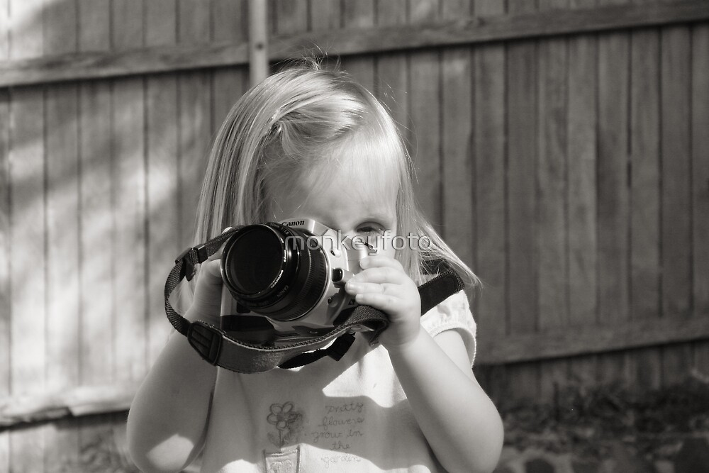 Say Cheese... by monkeyfoto