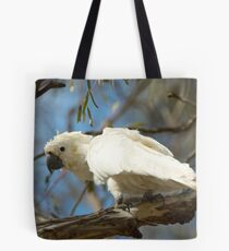 Down & Out Tote Bag