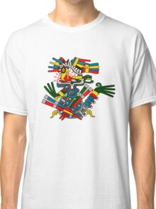 Eagle and Snake - Codex Fejervary Mayer 42 Classic T-Shirt