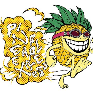 Pineapple Express by cheechardman