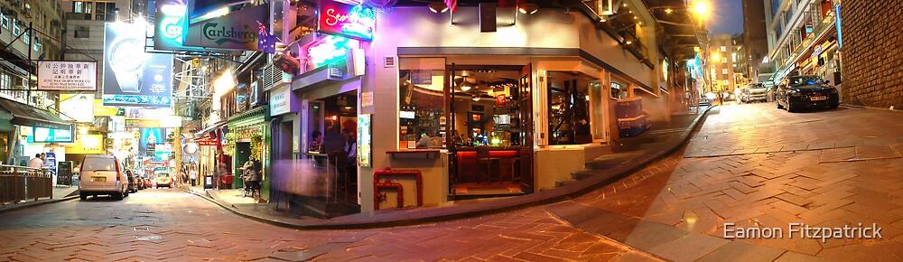 LAN KWAI FONG, HONG KONG by Eamon Fitzpatrick