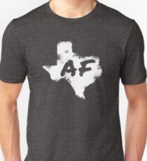 Texas AF Unisex T-Shirt