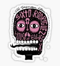 Sixto Rodriguez Sticker