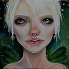 Green Faerie - Tink's sister by KimTurner