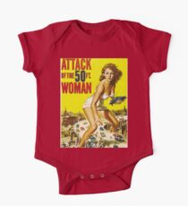 Attack of the 50 Foot Woman! One Piece - Short Sleeve