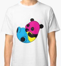 Pansexual Panda  Classic T-Shirt