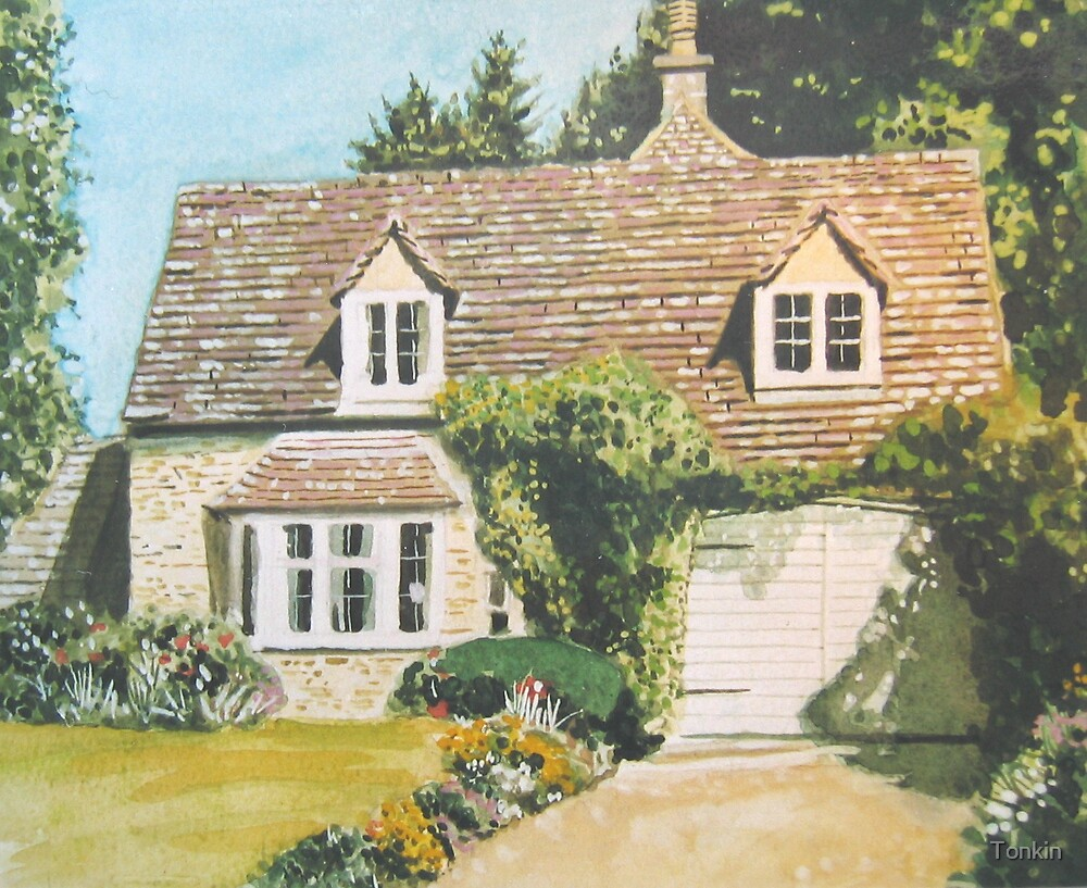Cotswold Cottage by Tonkin