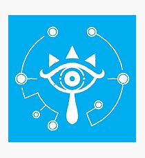 Sheikah Eye Photographic Print