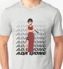 ADA WONG RESIDENT EVIL Unisex T-Shirt