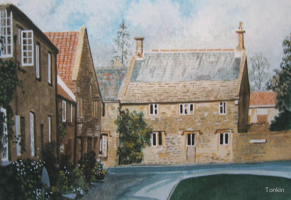 The Borough, Montacute, Somerset