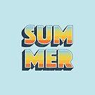 Summer - A by 4ogo Design