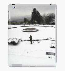 SNOW SCENE 3 iPad Case/Skin