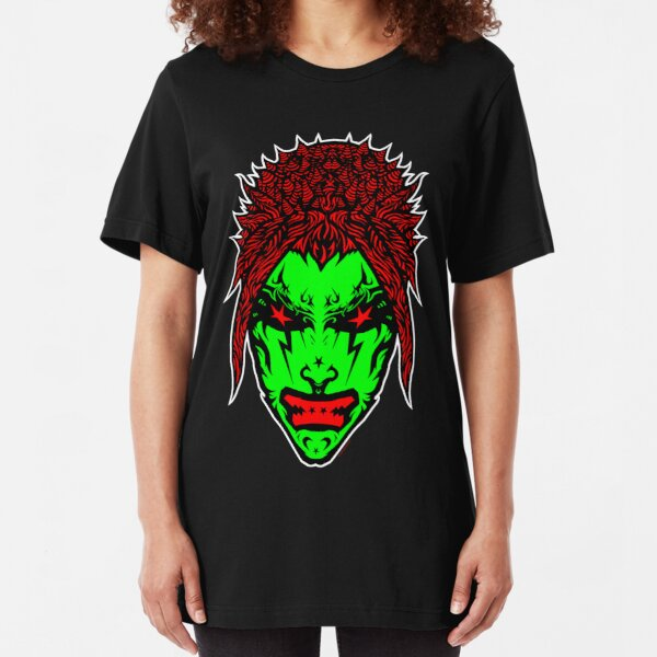 riot act - zombie remix Slim Fit T-Shirt