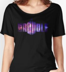 Doctor Who Badwolf - Galaxy # 1 Women's Relaxed Fit T-Shirt