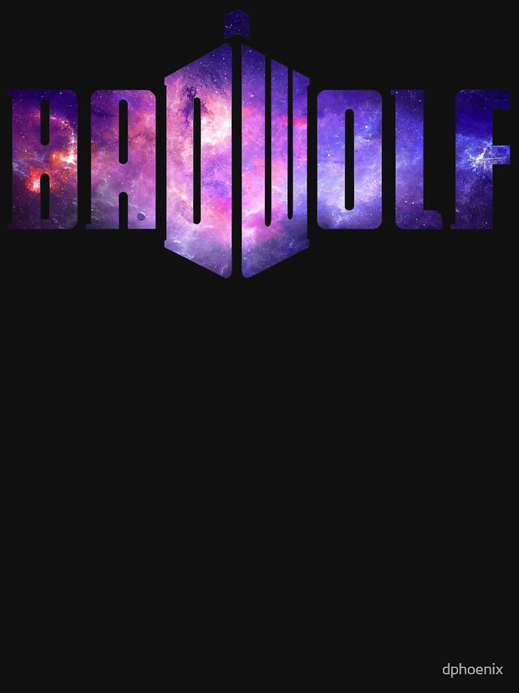 Doctor Who Badwolf - Galaxy # 1 | Unisex T-Shirt
