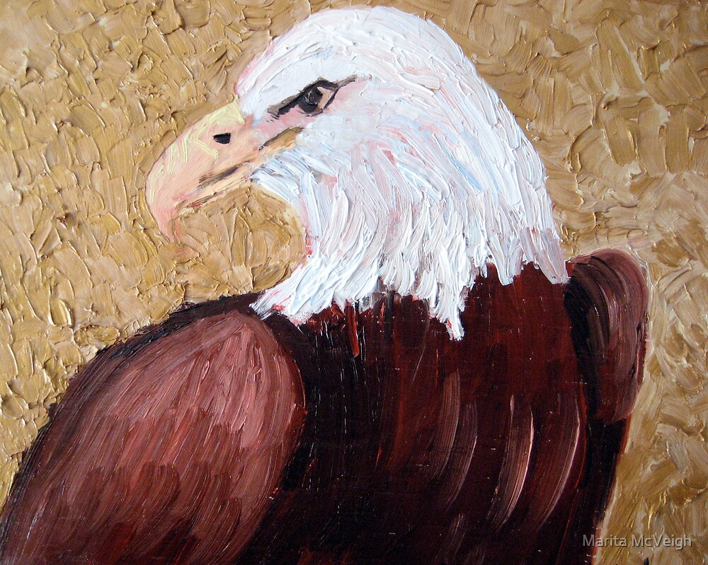 Eagle by Marita McVeigh