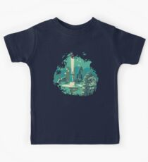 Between Two Worlds Kids Clothes