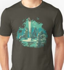 Between Two Worlds Unisex T-Shirt