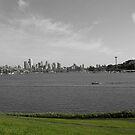 Seattle by jalexanderart