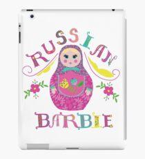 Russian Barbie iPad Case/Skin