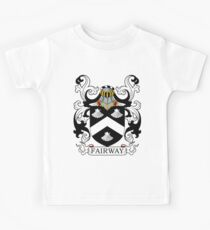 Fairway Coat of Arms Kids Tee