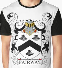 Fairway Coat of Arms Graphic T-Shirt