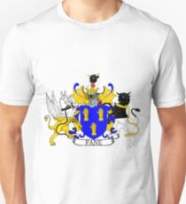 Fane Coat of Arms Unisex T-Shirt