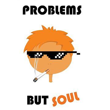 ginger problems by dubdesign