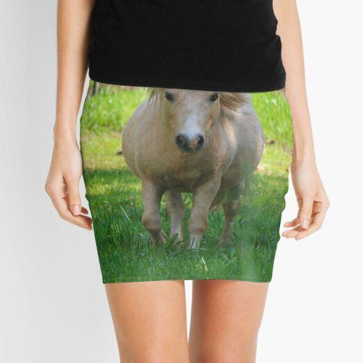 Shetland Pony Mini Skirt