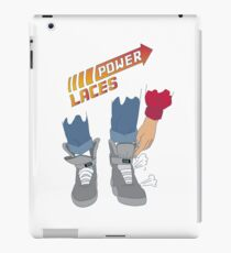 Power Laces IPad! iPad Case/Skin