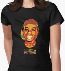I have a future - Phillip Women's Fitted T-Shirt
