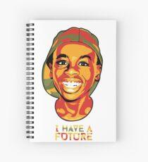 I have a future - Phillip Spiral Notebook