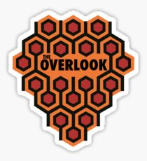 The Shining Overlook Hotel Sticker