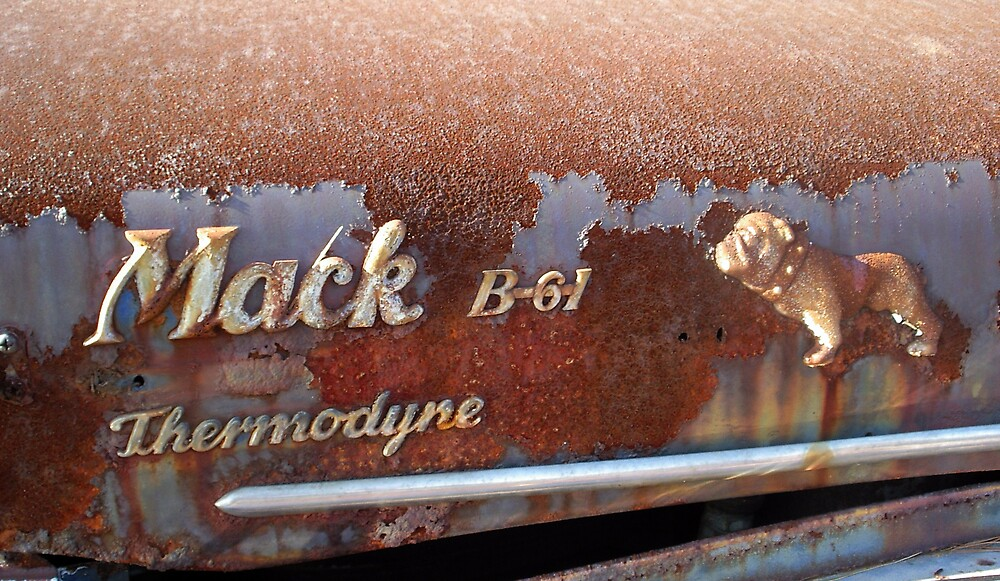 """Mack B61 Thermodyne"" by Bridget Banik"