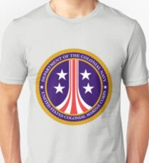 Colonial Marines emblem (full size) T-Shirt