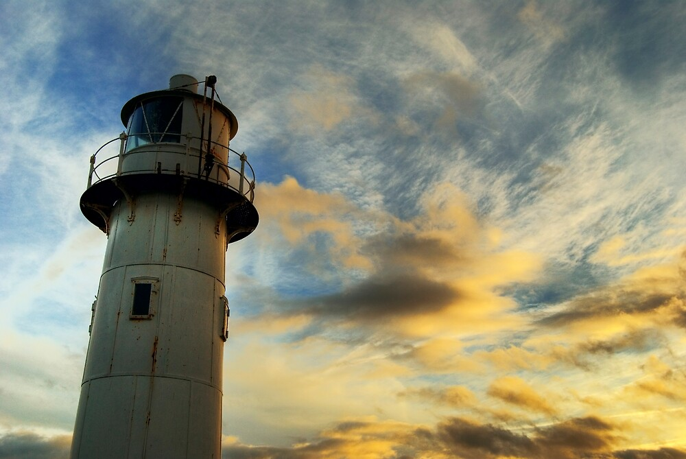 The Lighthouse by Gary Tumilty