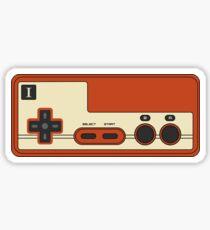 Famicom Controller Sticker