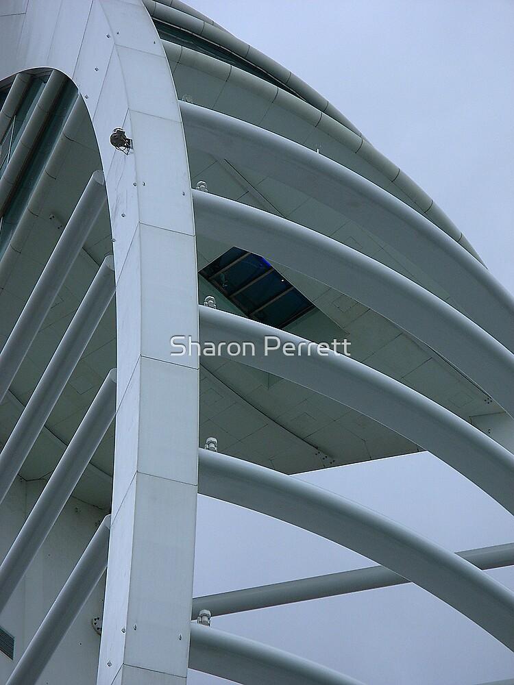 The Spinnaker Tower (6) by Sharon Perrett