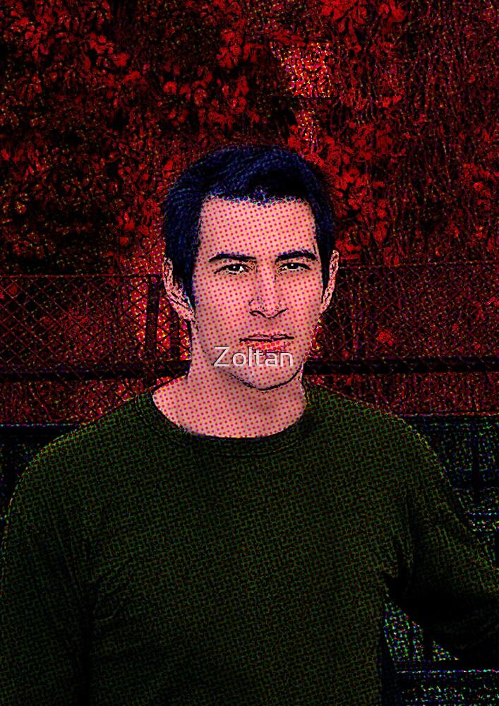 Fredy portrait by Zoltan