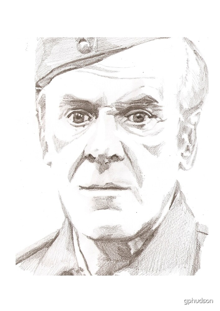 John Le Mesurier as Sgt. Wilson by gphudson