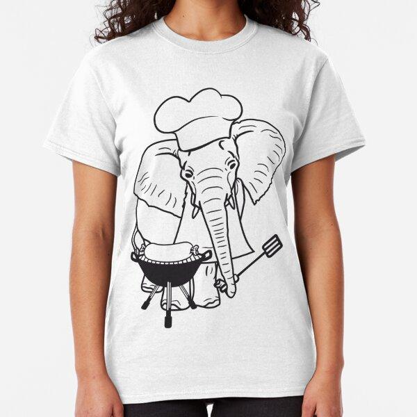 Herren Shirt zum Grillen Fun T-Shirt f/ür M/änner Motiv Grill Chef Opa lustige Grill Geschenke