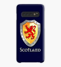 Scotland Lion Rampant Shield Case/Skin for Samsung Galaxy