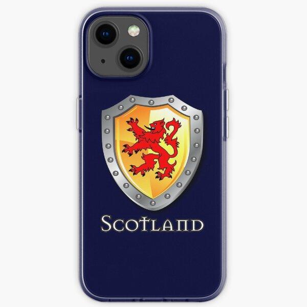 stolz auf Ihr schottisches Erbe. iPhone Flexible Hülle