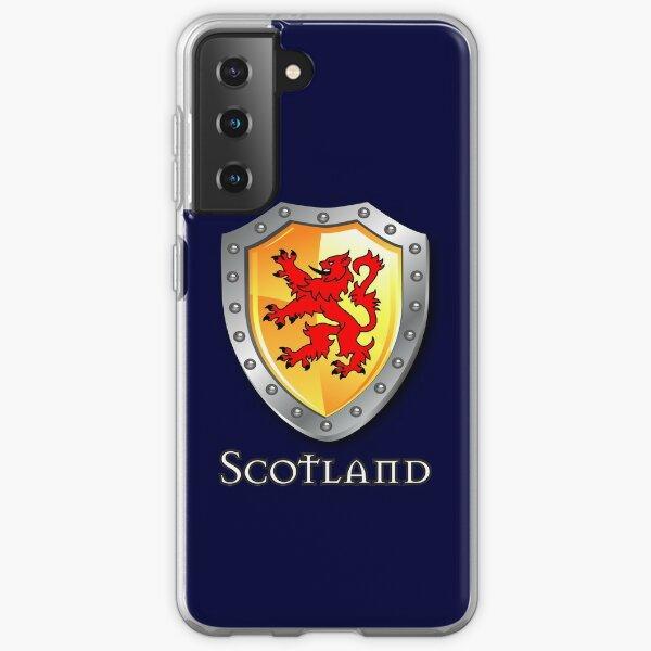 Scotland Lion Rampant Shield Samsung Galaxy Soft Case